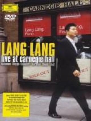 LIVE AT CARNEGIE HALL - Hall Lang Lang - Live At Carnegie [DVD]
